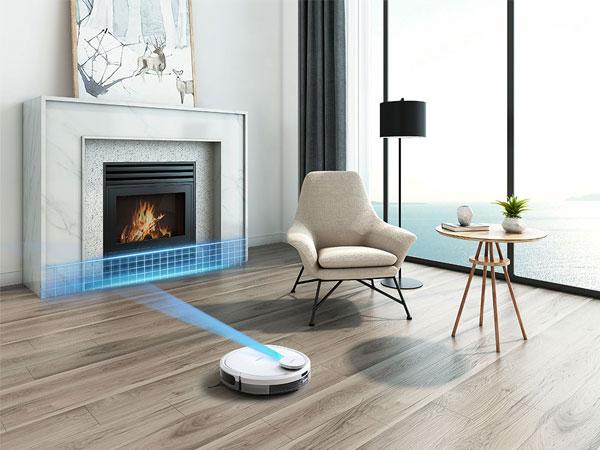 Mặt sàn trên 100m2 nên chọn máy hút bụi thông minh loại nào