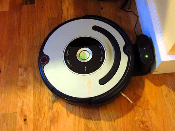 Tối đa hóa tuổi thọ pin may hut bui thong minh iRobot Roomba