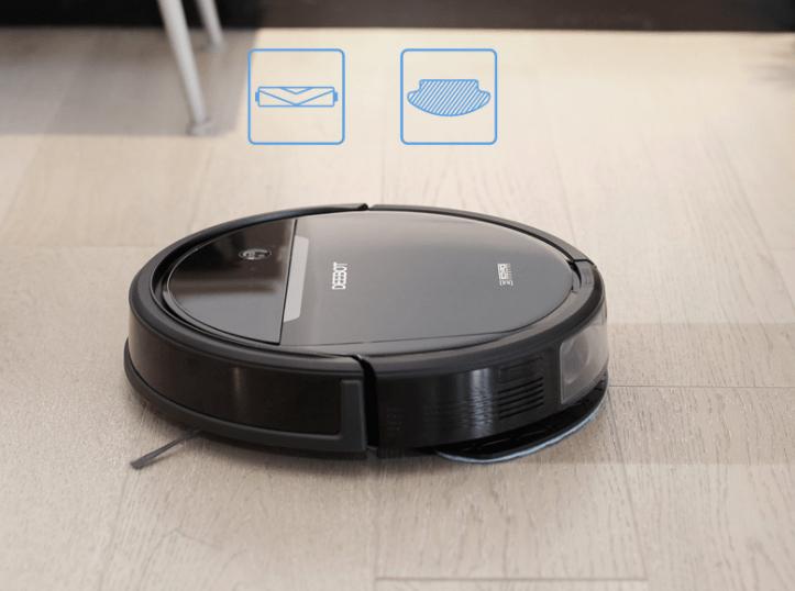 Robot Hút Bụi Lau Nhà Thông Minh Được Hiểu Như Thế Nào?