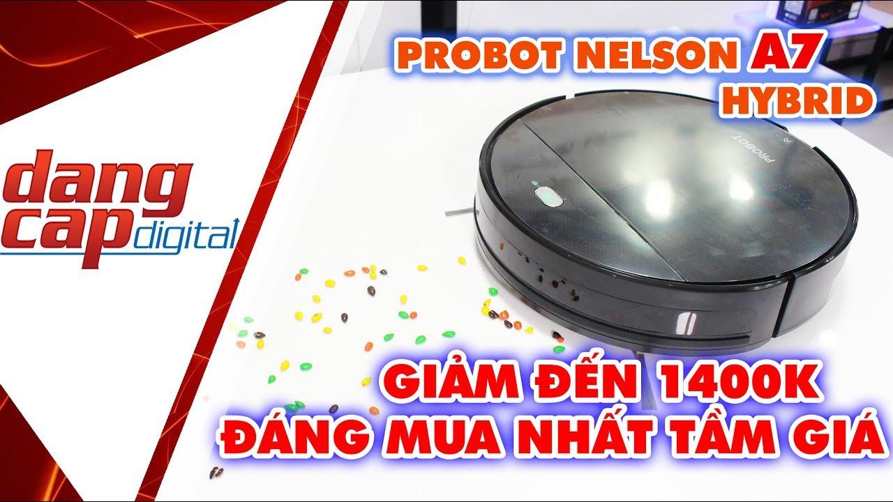 PROBOT NELSON A7 HYBRID BLACK: GIẢM GIÁ MẠNH ĐÁNG MUA NHẤT TRONG TẦM GIÁ - Dangcapdigital.vn