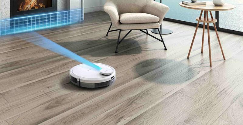 chọn máy hút bụi thông minh cho nhà chung cư 2 phòng ngủ